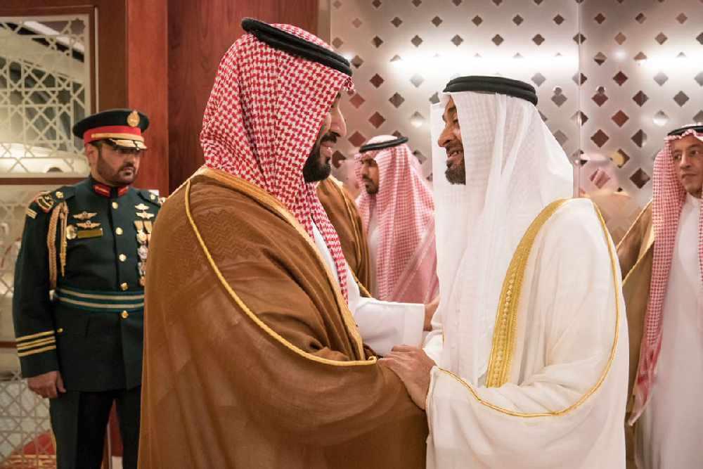 محمد بن زايد ومحمد بن سلمان يترأسان الاجتماع الثاني لمجلس التنسيق