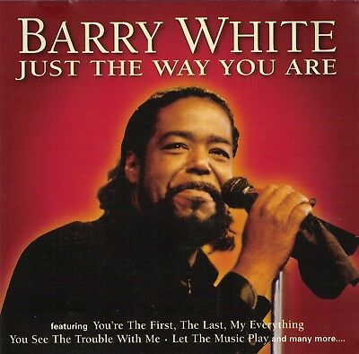 Just The Way You Are by Barry White on Sunshine Soul