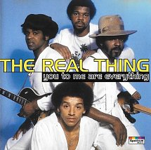 You To Me Are Everything by Real Thing on Sunshine Soul