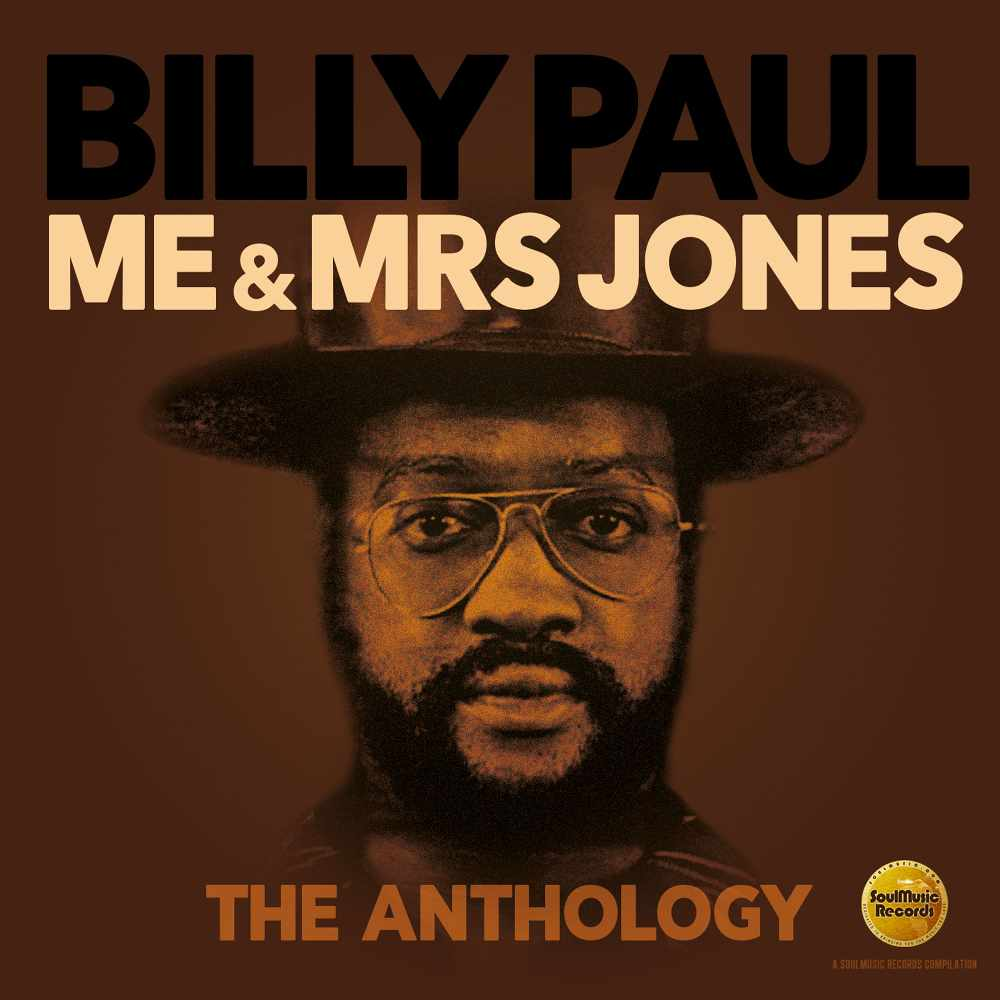Me And Mrs Jones by Billy Paul on Sunshine Soul