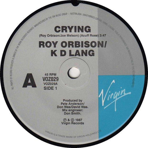 Roy Orbison - Crying