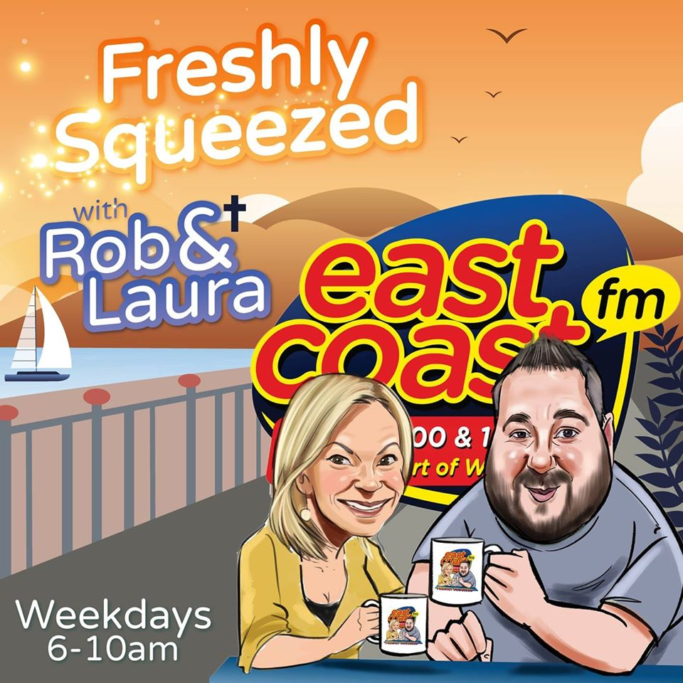 Freshly Squeezed with Rob G and Laura