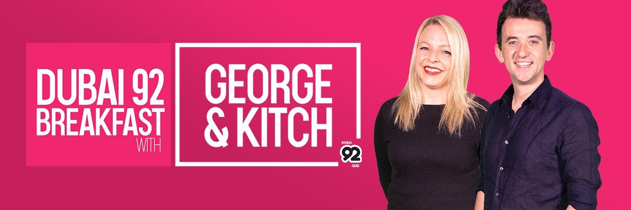 George & Kitch