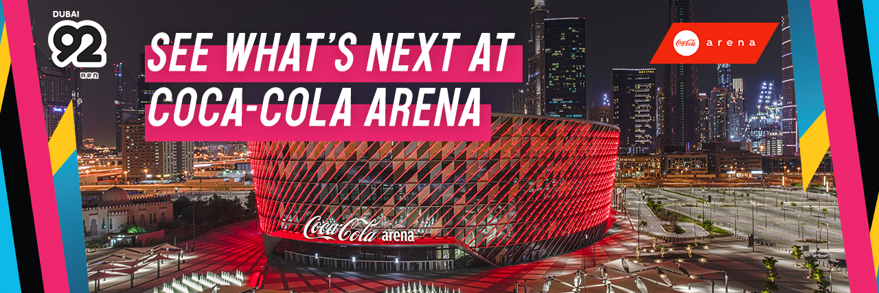 Coca-Cola Arena - Upcoming Events