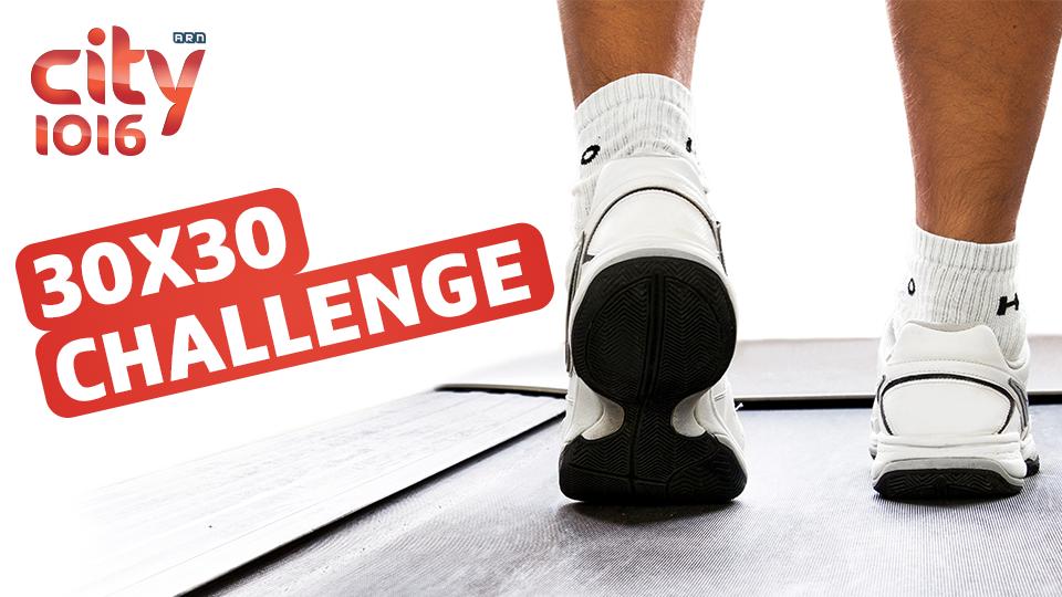 City 30x30 challenge