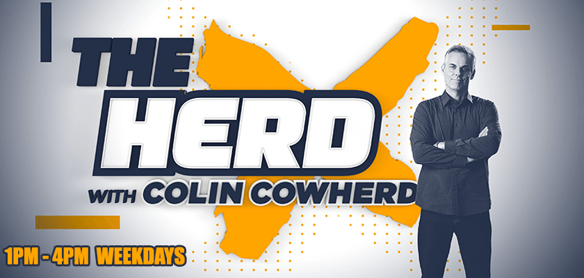 Listen for Colin Cowherd!