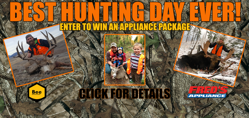 Hunting Photo Contest