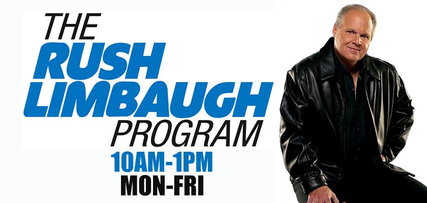 Listen for Rush!