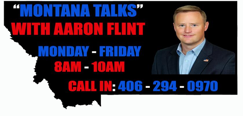 Listen for Aaron Flint!