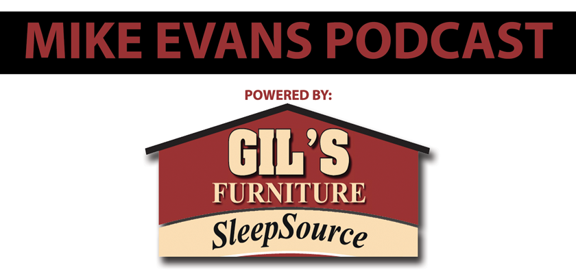 MIKE EVANS PODCAST