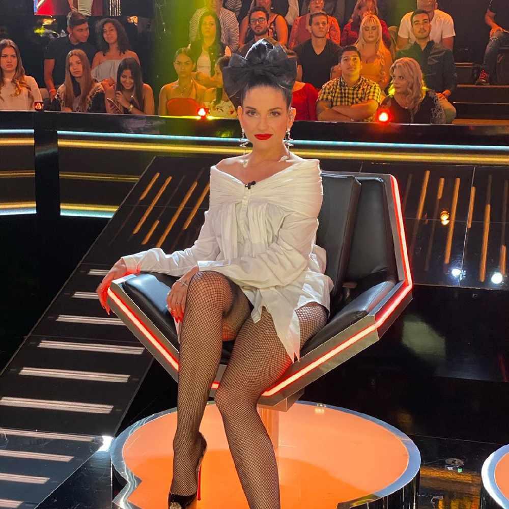 Andrea Jimenez Desnuda noticias - la mega