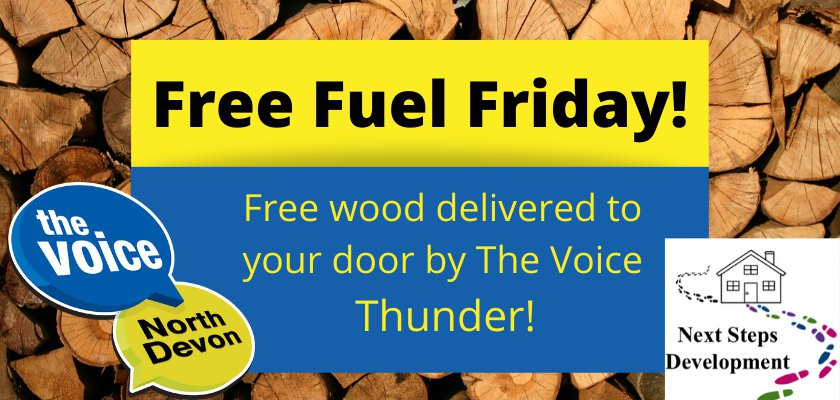 Free Fuel Friday, Logs