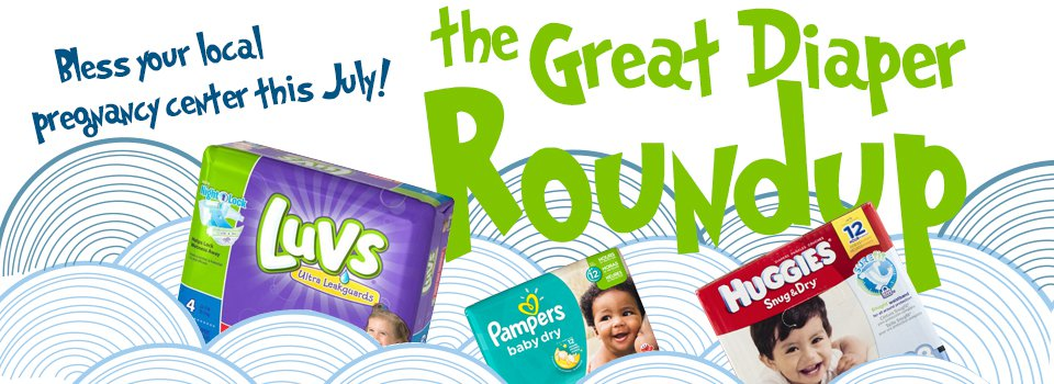 Great Diaper Round Up