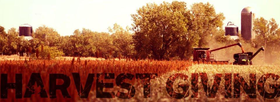 Harvest Giving