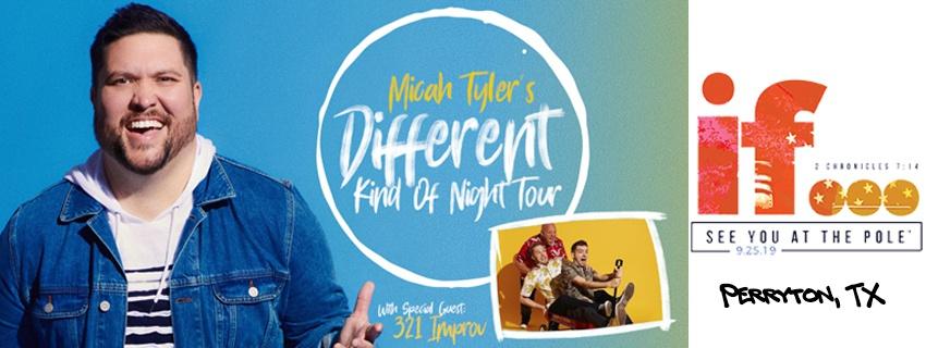 Micah Tyler SYATP Concert