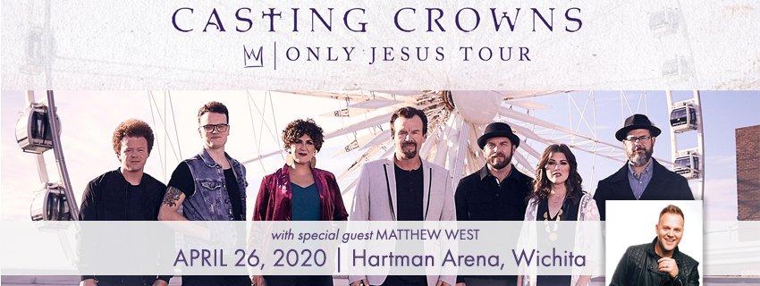 Casting Crowns Hartman Arena