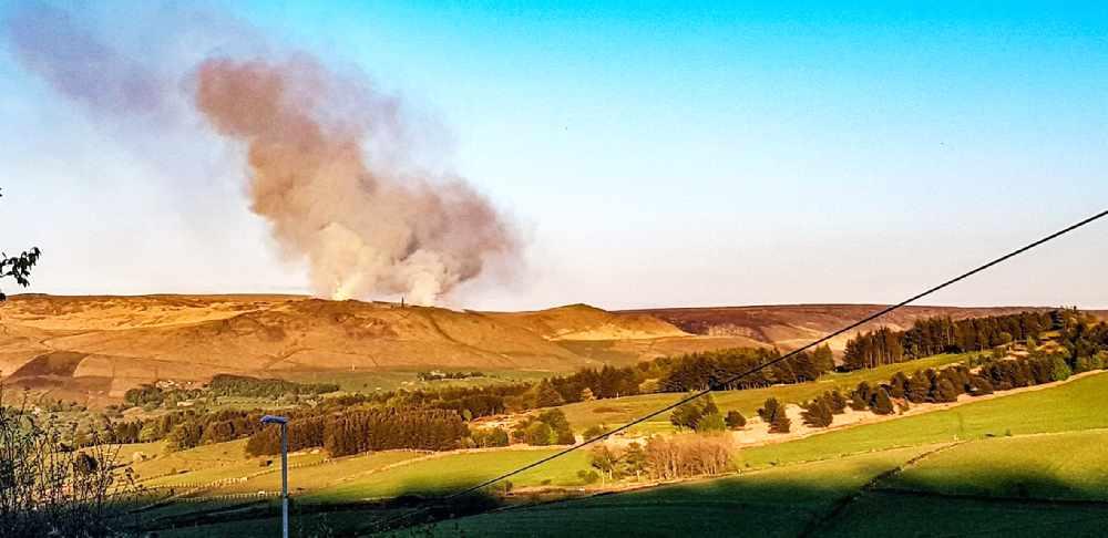 Heartfelt plea to keep Dovestones safe from devastating moorland fires