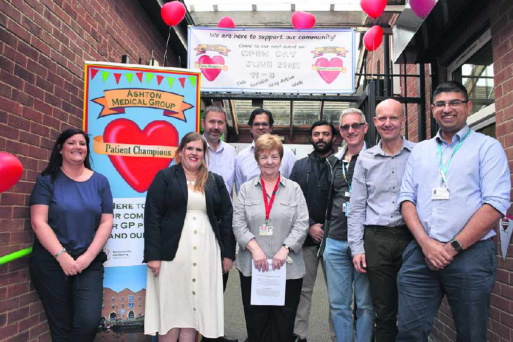 Three Ashton surgeries merge to create new group