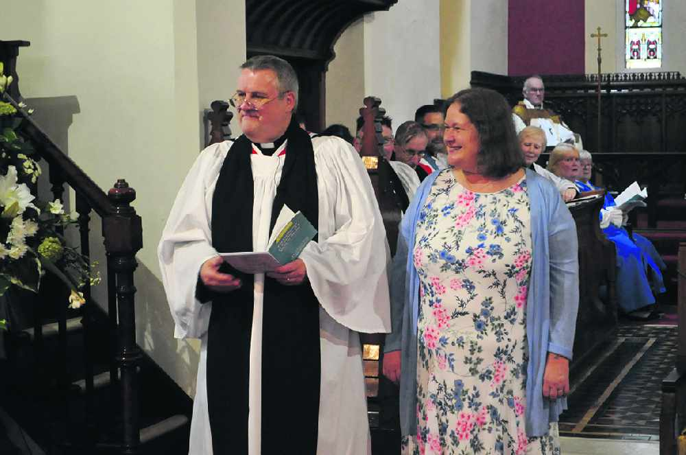 New St Mark's vicar says moving to Dukinfield was an easy decision