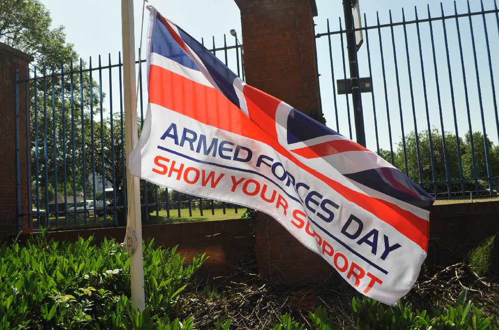 Photo gallery: Armed Forces Day