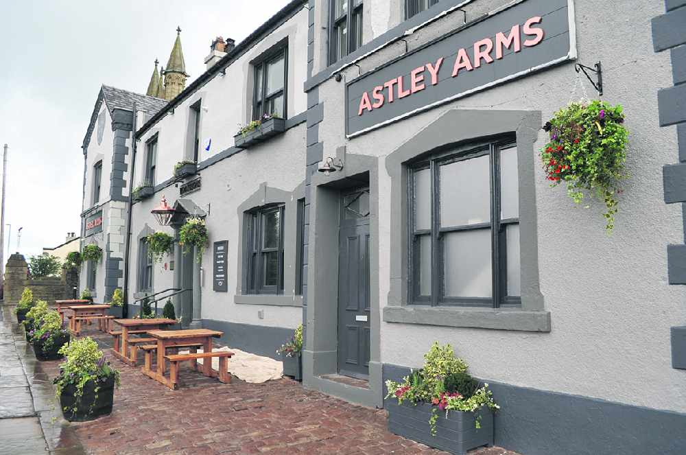 Astley Arms pub to reopen after half a million pounds investment