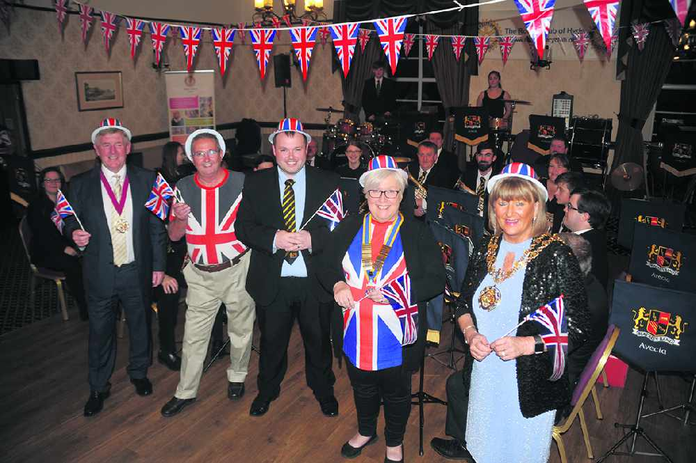 Last Night at the Proms in Hyde