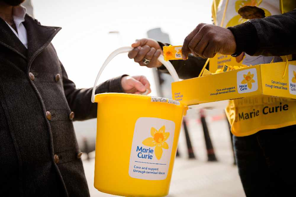 Marie Curie collection volunteers needed