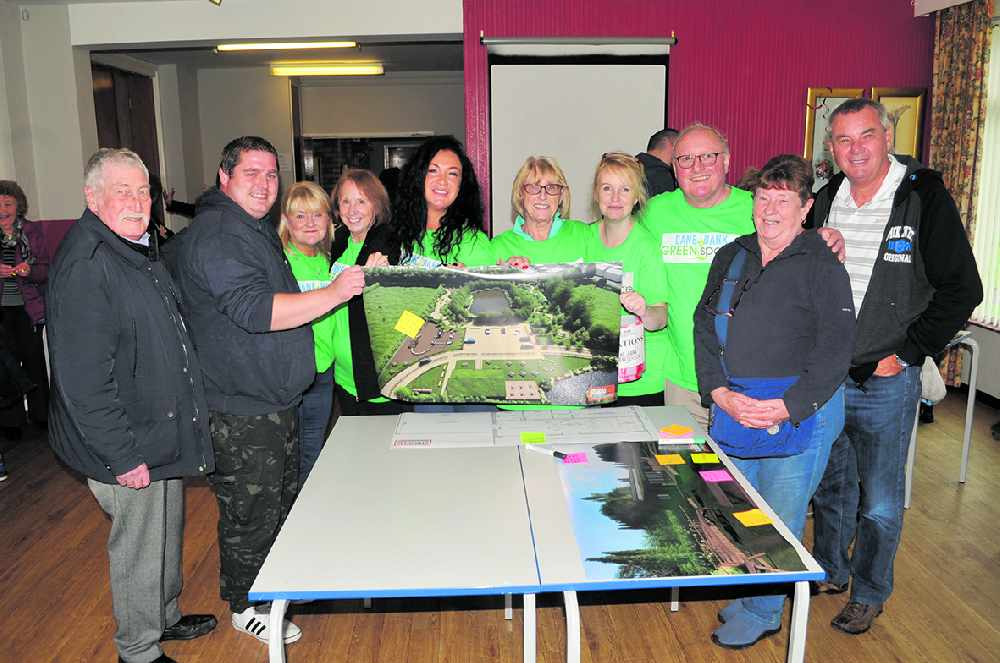 Have your say on the future of Dane Bank's green space