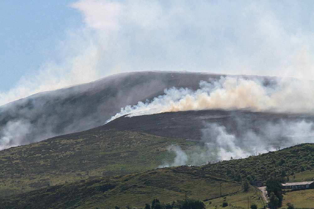 Fires and barbecues banned on moors