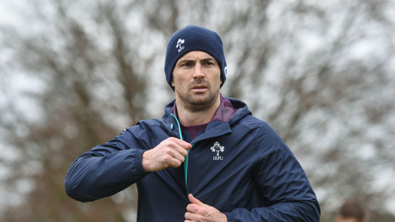Henshaw an injury doubt for Ireland