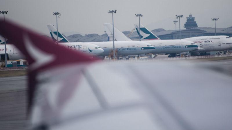 Nations ban United Kingdom flights in move to block new virus strain