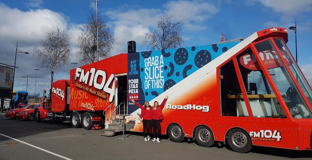 Fm104 Roadhog Peterbilt Truck