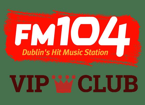 FM104 VIP Club Logo