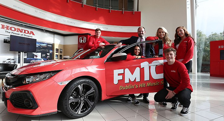 The FM104 Honda Civic Roadsters