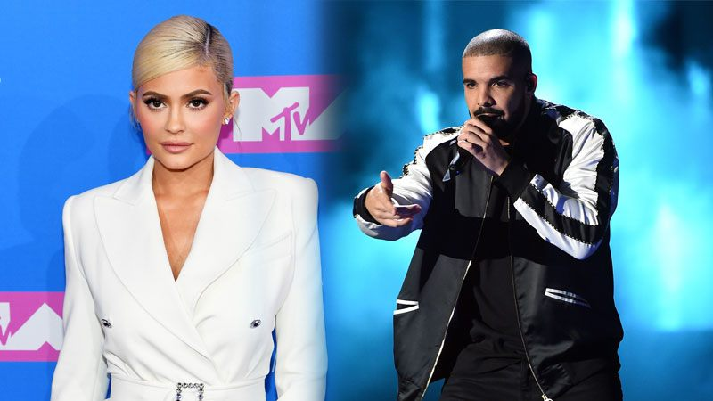 Drake and Kylie Jenner are reportedly dating