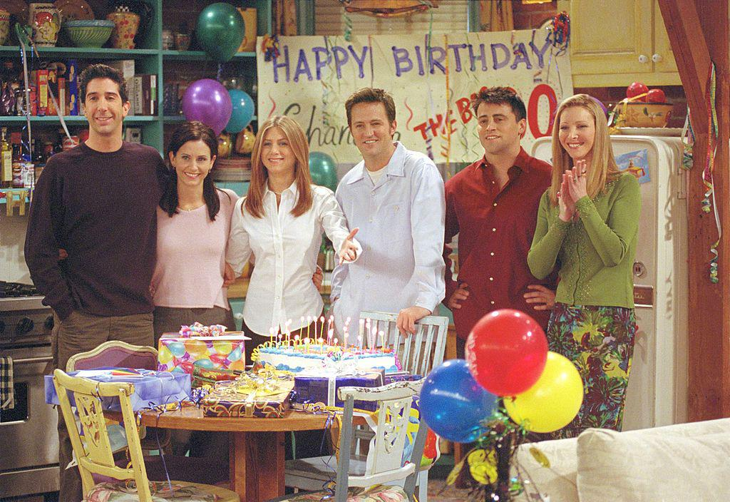 Friends stars reportedly in talks for reunion special on HBO Max