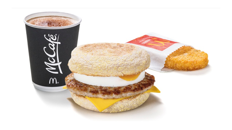 McDonald's have extended their breakfast times in Ireland