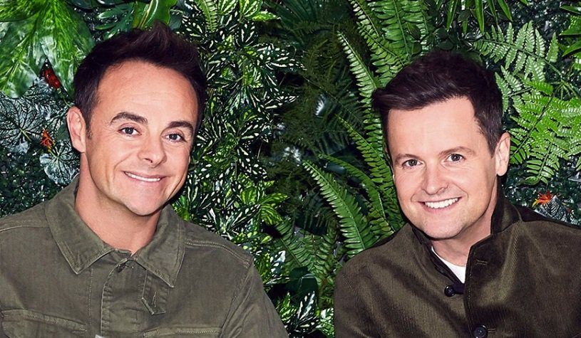 Ant jokes about year off as I'm A Celebrity gets under way