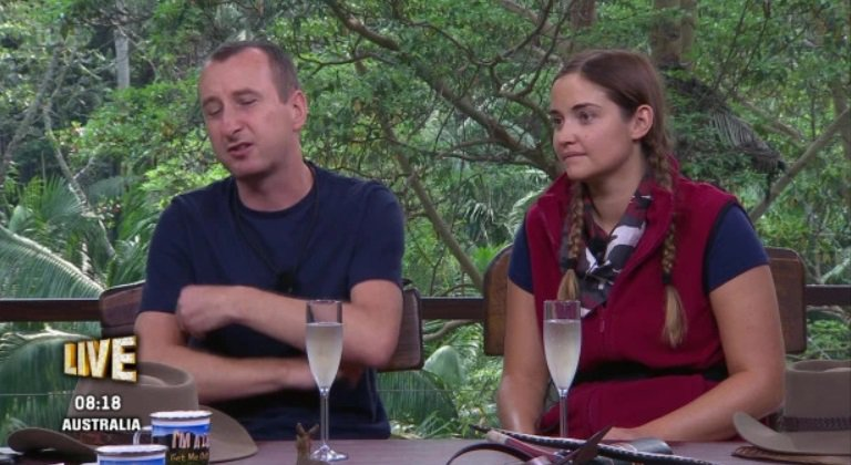'I'm A Celeb' final voting figures were VERY close
