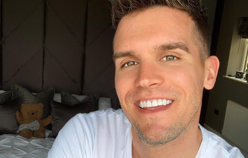 Geordie Shore S Gaz Beadle Welcomes Second Child With Emma Mcvey Dublin S Q102
