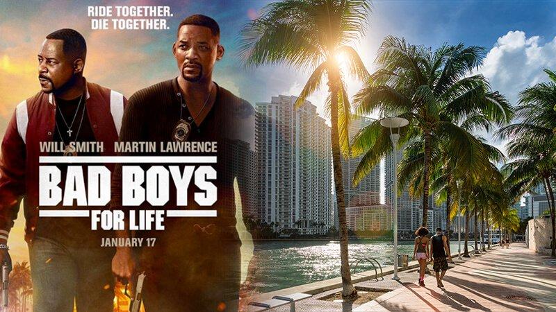 Bad Boys Miami competition collage
