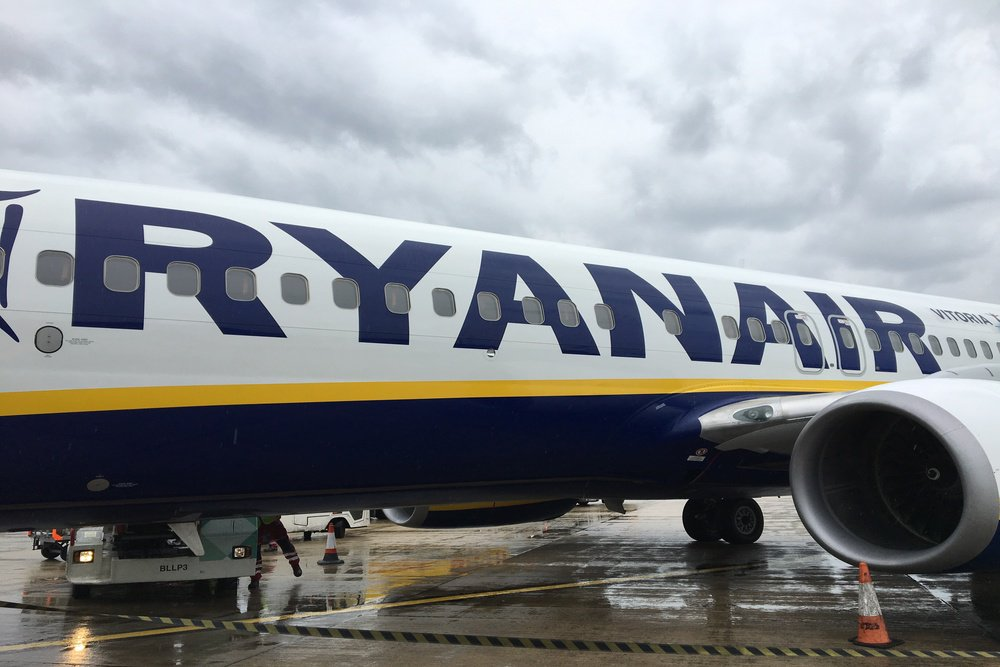 Up to 3000 jobs to go at Ryanair
