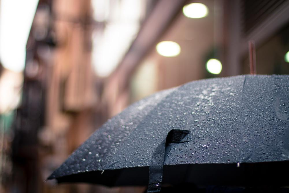 Weather warning for torrential rain in Devon issued