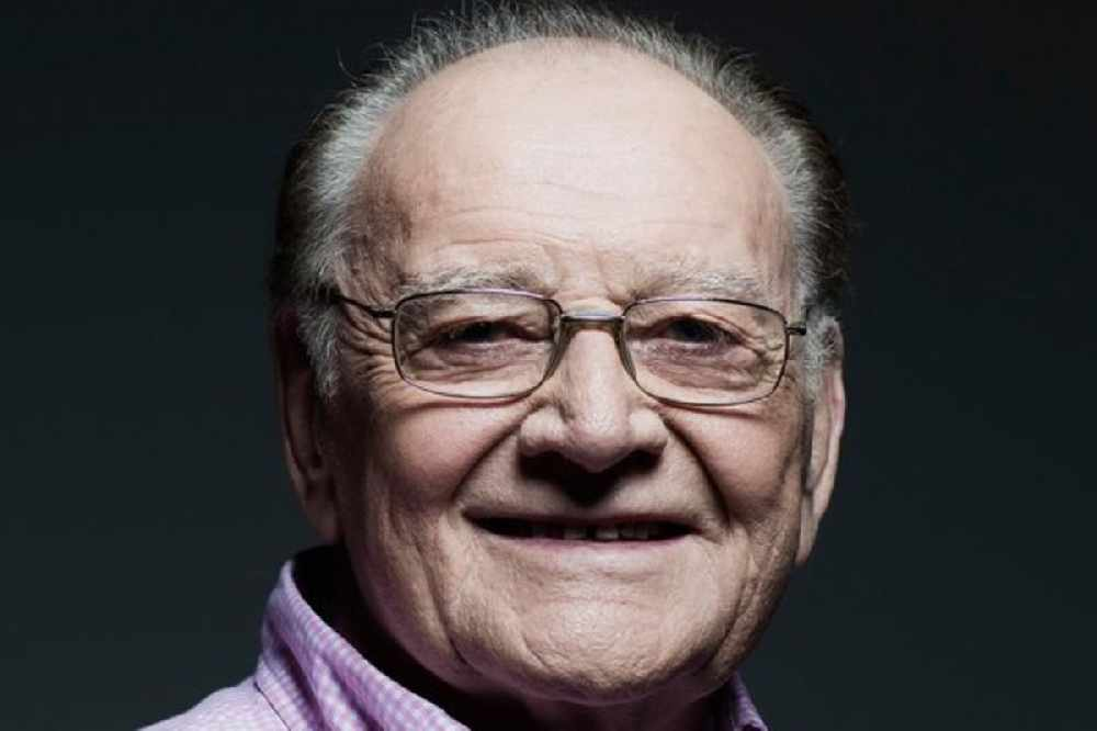 Popular RTE broadcaster Larry Gogan dies